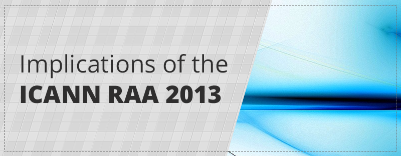 Icann Registrar Accreditation Agreement 2013 Deconstructed